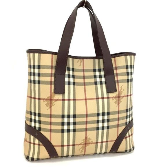 6f2933886755 Burberry Handbags - 100% Authentic Burberry Tote Bag